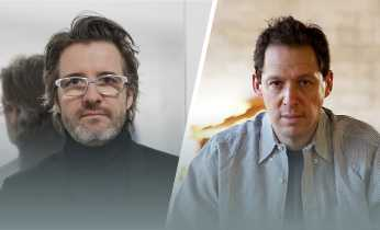 Olafur Eliasson and Paul Holdengräber