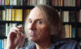 Michel Houellebecq. Photo: Philippe Matsas (C) Flammarion