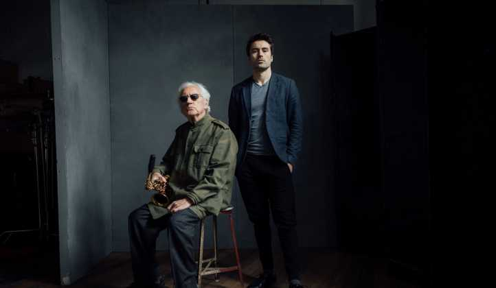 Copenhagen Jazz Festival present Lee Konitz and Dan Tepfer Duo
