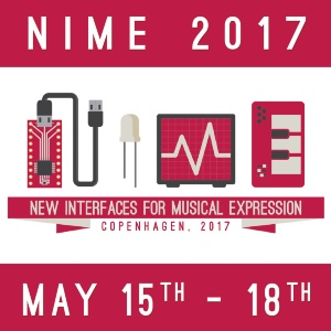 NIME 2017 Official Poster