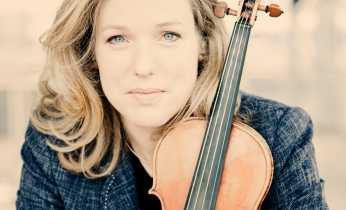 Isabelle van Keulen is one of the Netherlands' great chamber musicians