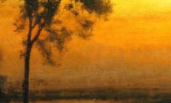 George Inness: Sunrise (1887)