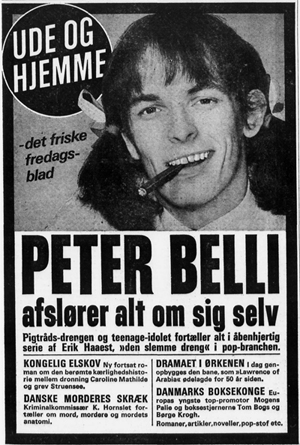 ingen ko på is istedgade peter belli