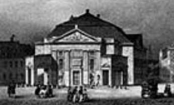The Royal Theatre (c. 1860)