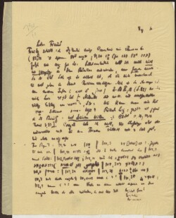 Letter to                         Freimann, Aron                         from                         Simonsen, David