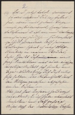 Letter from                         Heckscher, Meyer Abraham                         to                         Simonsen, David