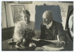 Anna og Michael Ancher
