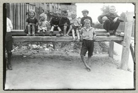 Børn på gade