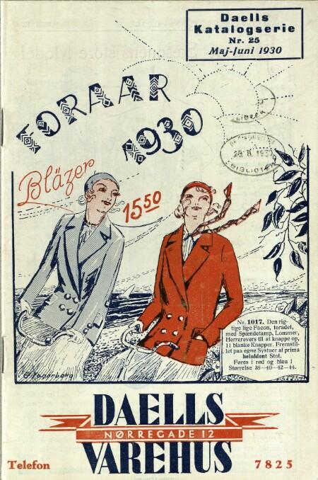 Billede dv1930_f_001.jpg til Forår 1930 : Daells Katalogserie Nr. 25